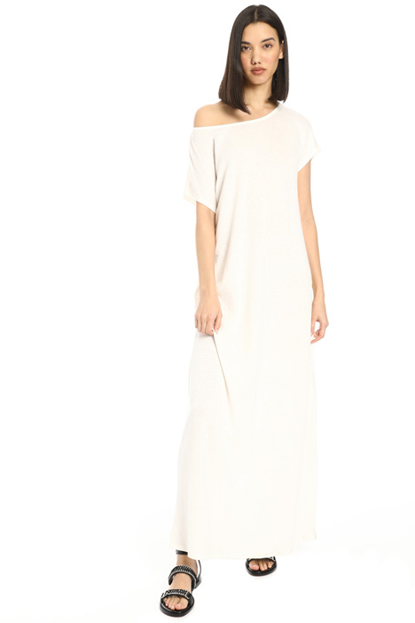 Pure linen dress Intrend