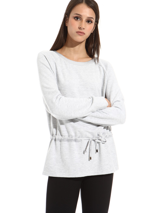 Drawstring sweatshirt Intrend