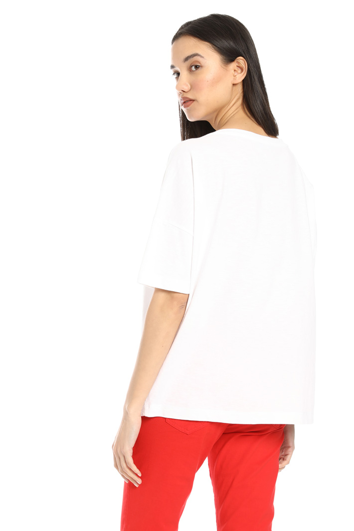 Dropped shoulder T-shirt Intrend