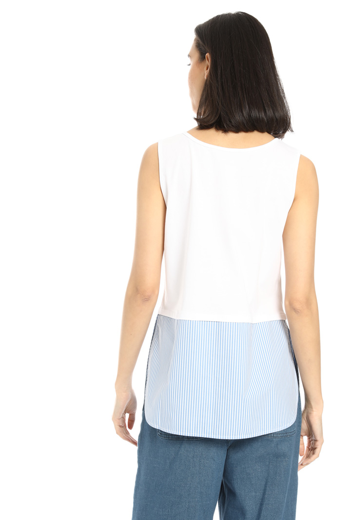 Patterned bottom top Intrend