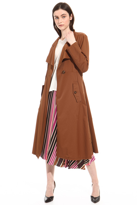 Cotton duster coat Intrend