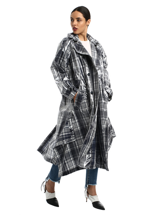 Long hooded raincoat Intrend