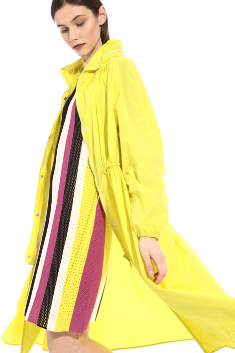 Light hooded raincoat Intrend