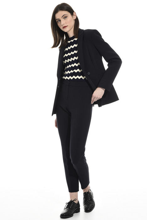 Bi-stretch blazer Intrend