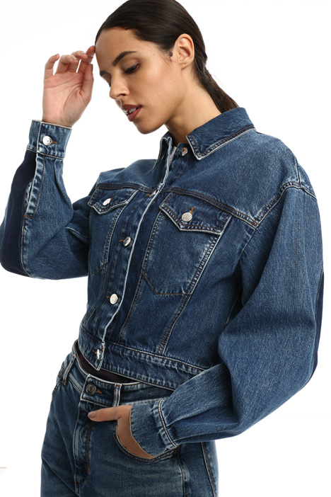 Cotton denim jacket Intrend