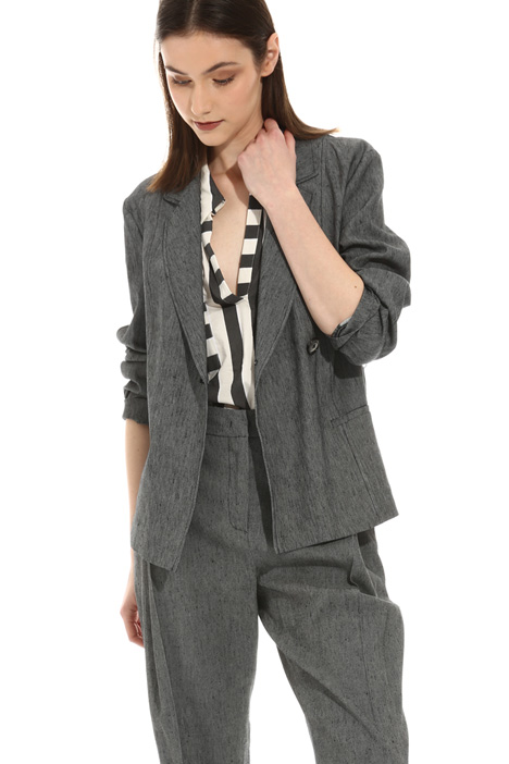 Unstructured blazer Intrend