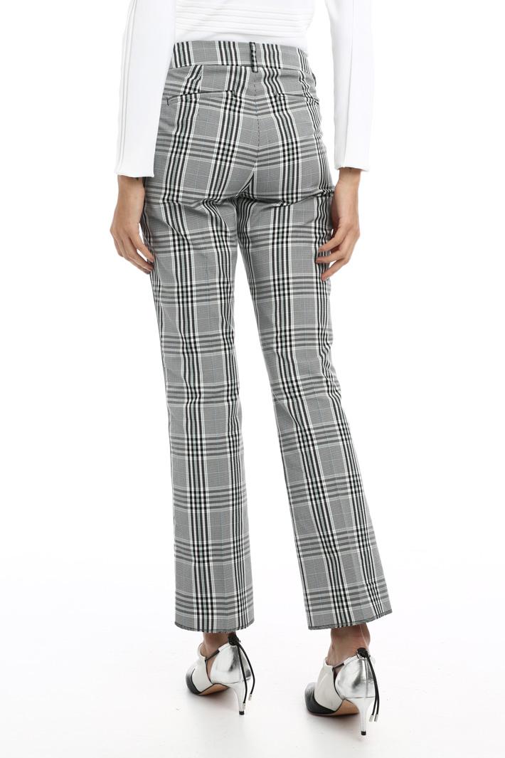 Cotton natté trousers Intrend