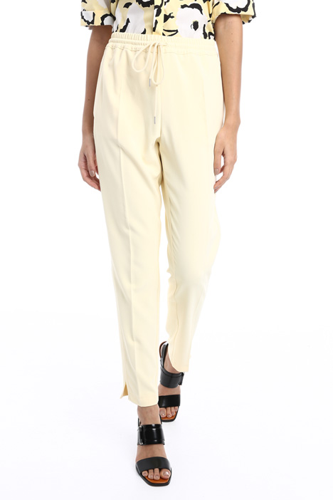 Soft cady trousers Intrend