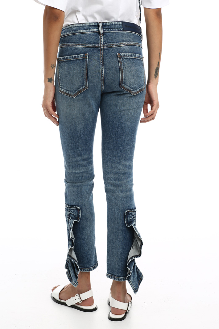 Five pocket cigarette jeans Intrend