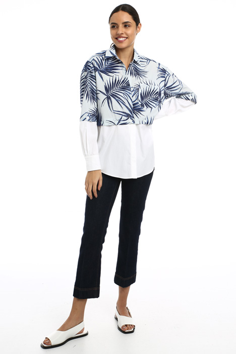 Double-effect shirt Intrend