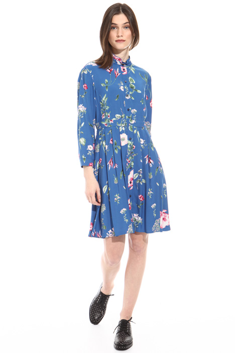 Chemisier floral dress Intrend