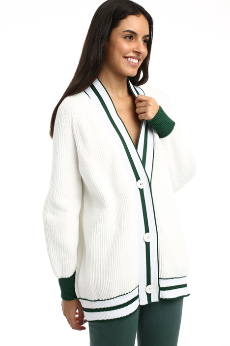 Cotton yarn cardigan Intrend