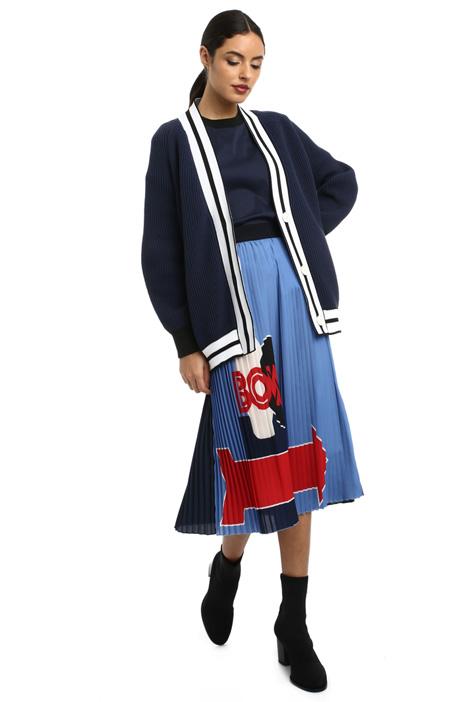Cotton yarn cardigan Intrend