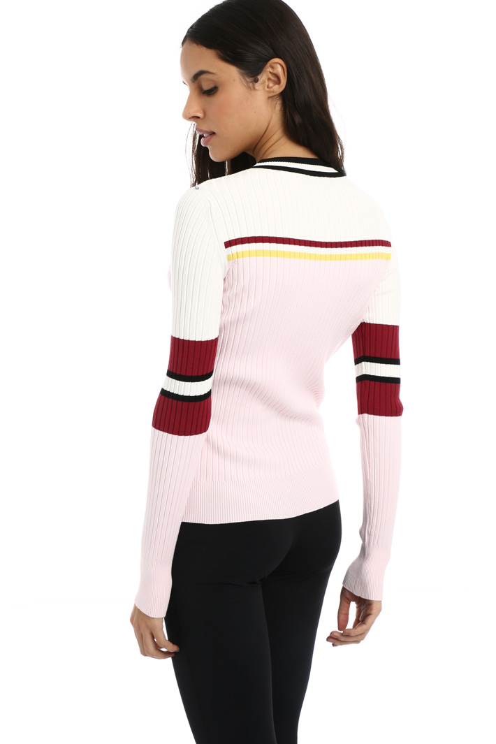 Ribbed sweater Intrend