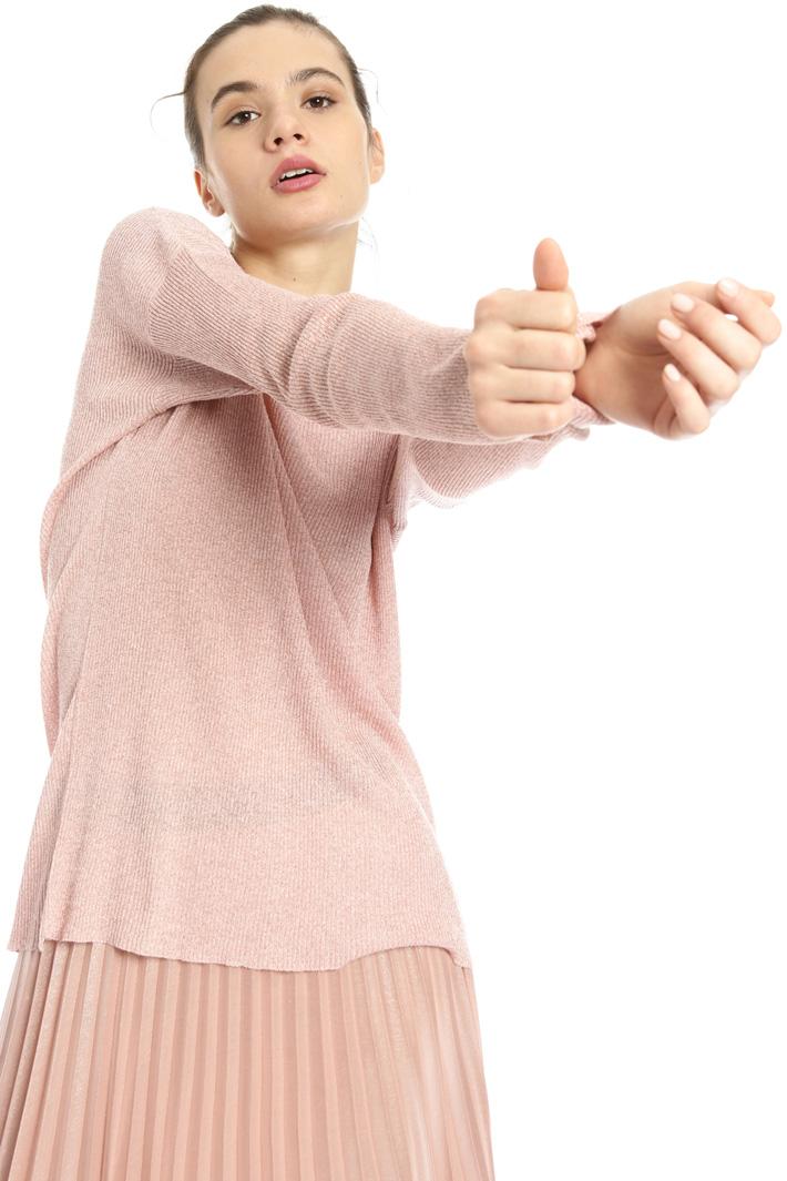 Lurex blend sweater Intrend