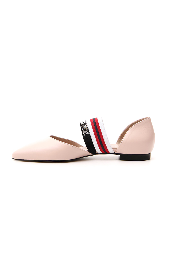 Laced ballerinas Intrend