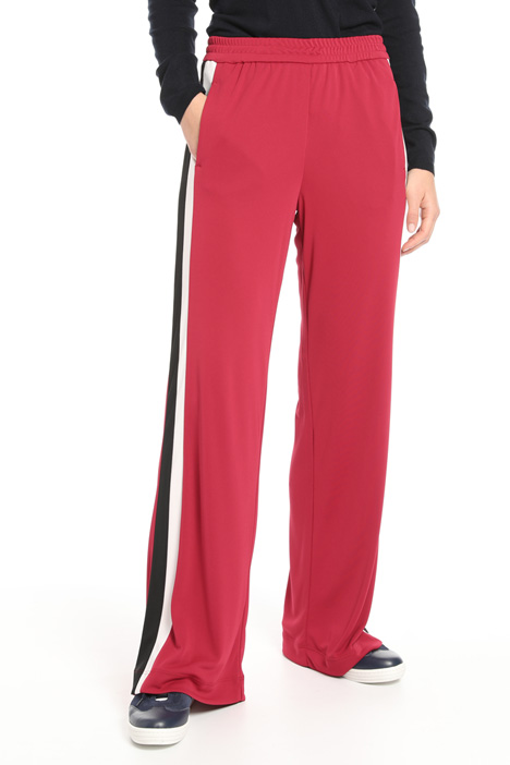 Fluid jersey trousers Intrend