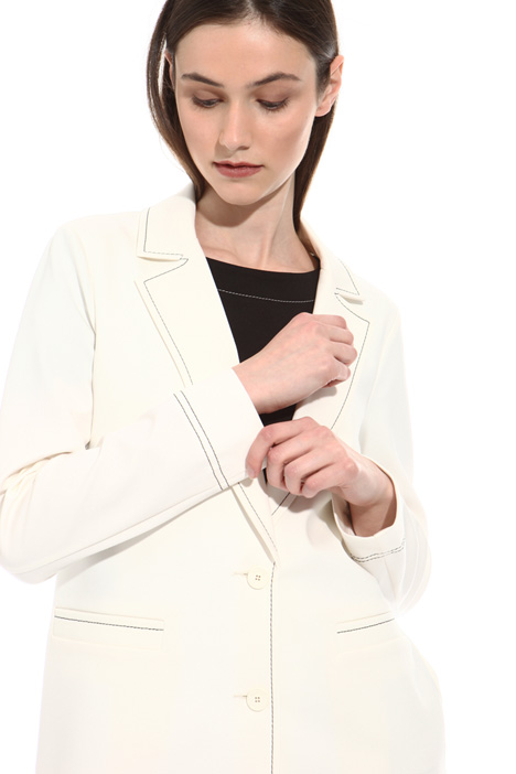 Stretch jersey blazer Intrend