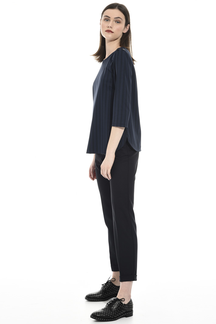 Stretch jersey tunic Intrend