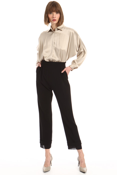 Heavy cady trousers Intrend