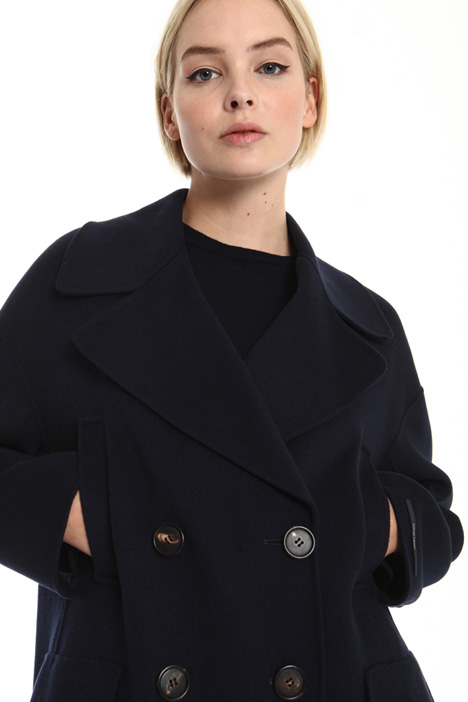 Pure wool pea coat Intrend