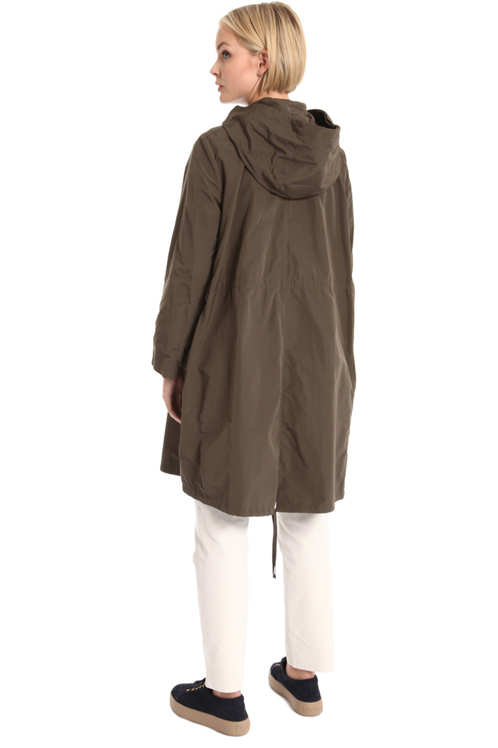 Technical cotton parka Intrend