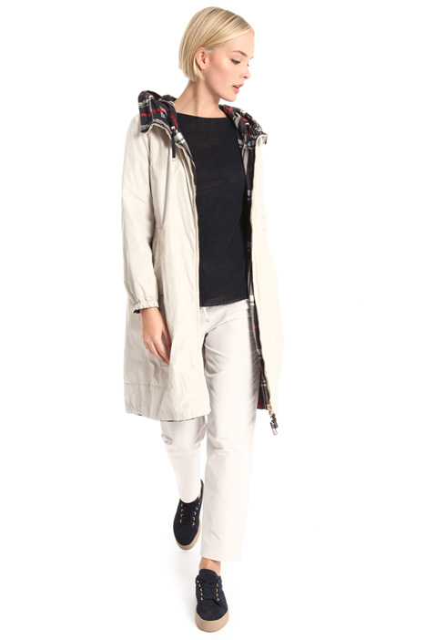 Reversible duster coat Intrend