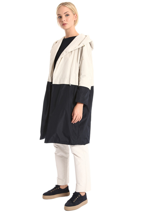 Reversible parka coat Intrend