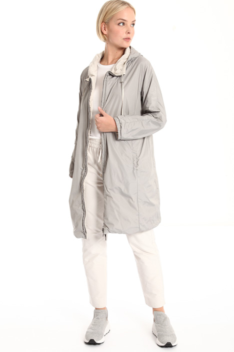 Waterproof taffeta parka Intrend