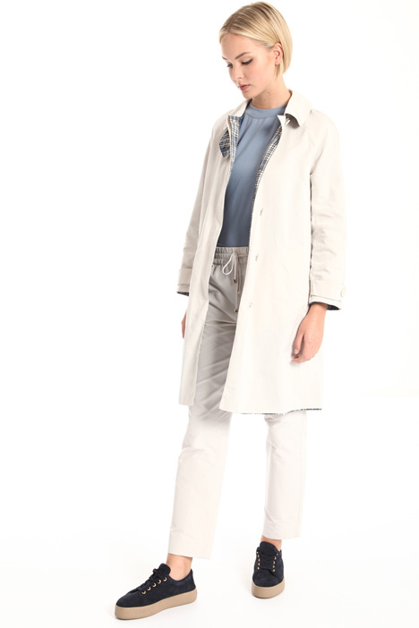 Reversible trench Intrend