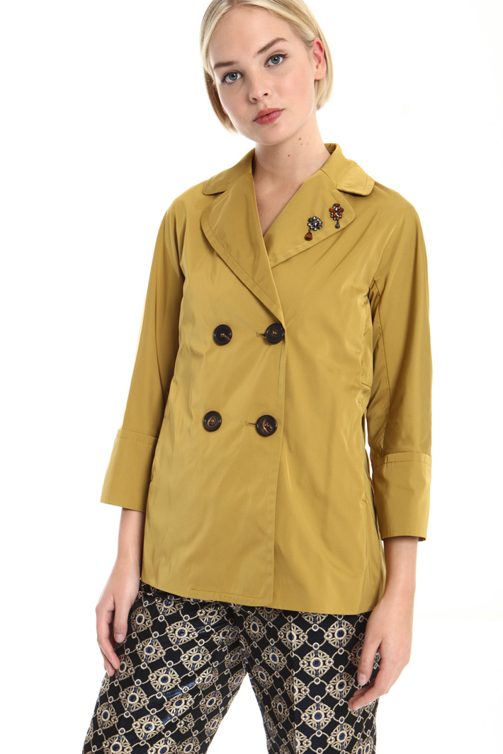 Embroidered jacket Intrend