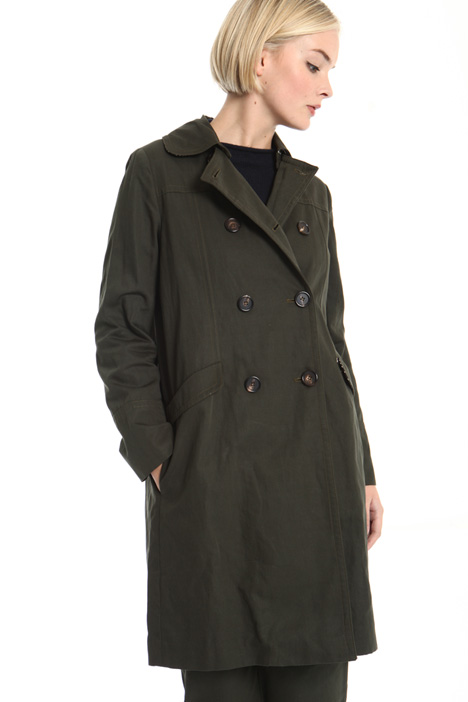 Light cotton trench Intrend