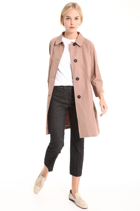 Cotton drill coat Intrend