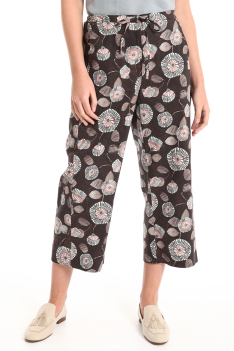 Light cotton trousers Intrend