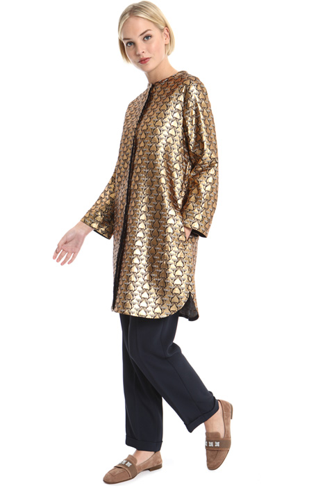 Long jacquard tunic Intrend