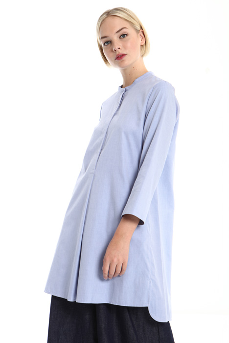 Long cotton tunic Intrend