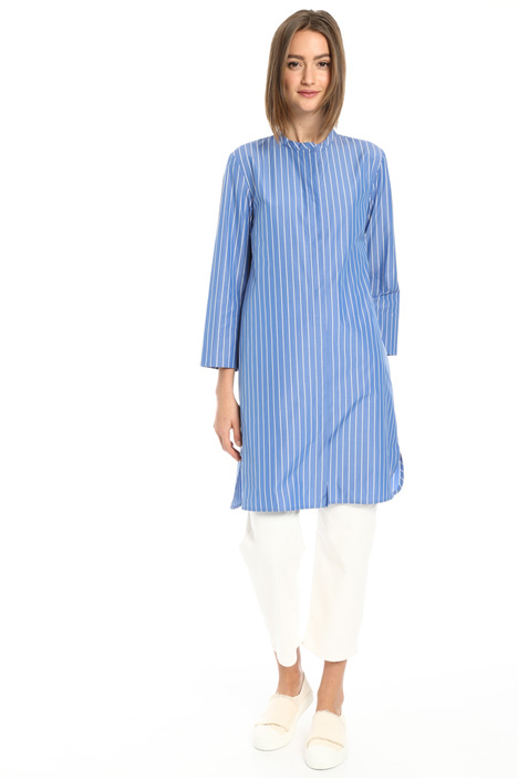 Oversized pure cotton tunic Intrend