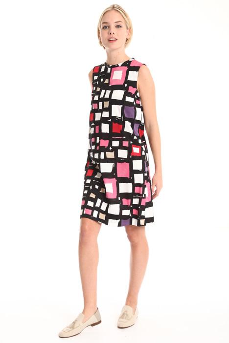 Cotton sleeveless dress Intrend