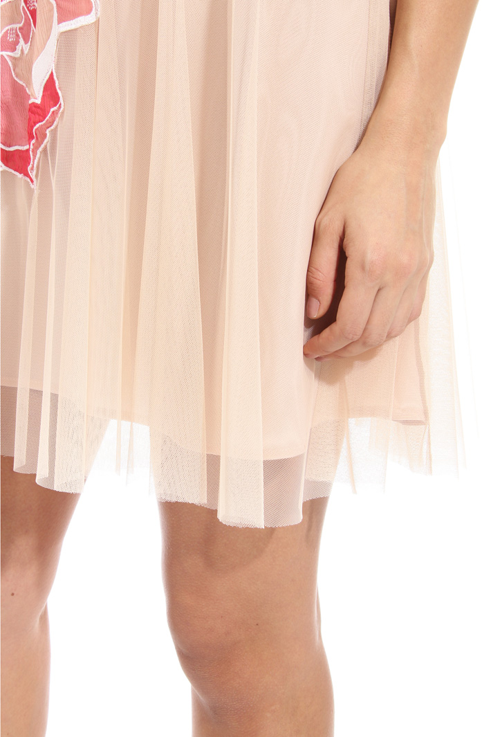Short tulle dress Intrend