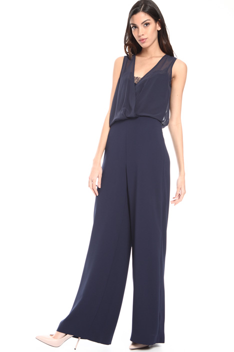 Fluid opaque jumpsuit Intrend