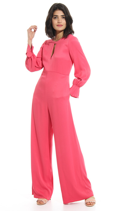 Crepe satin suit Intrend