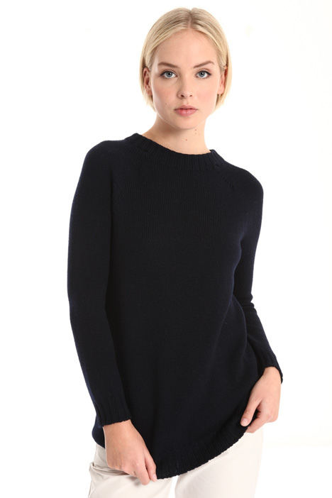 Oversized pure wool sweater Intrend