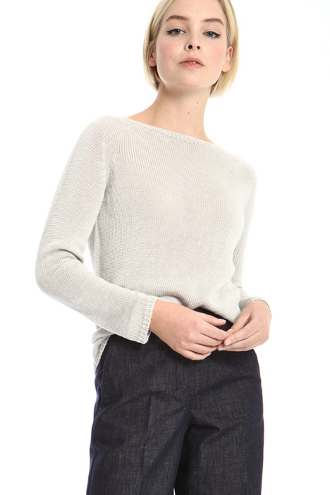 Pure linen sweater Intrend