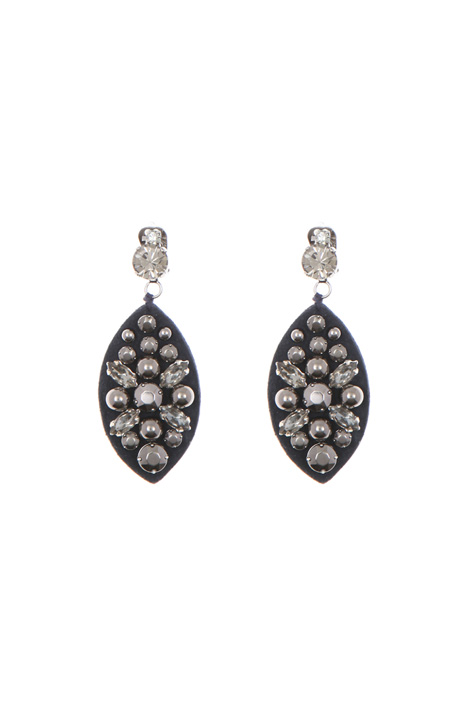 Clip drop earrings Intrend