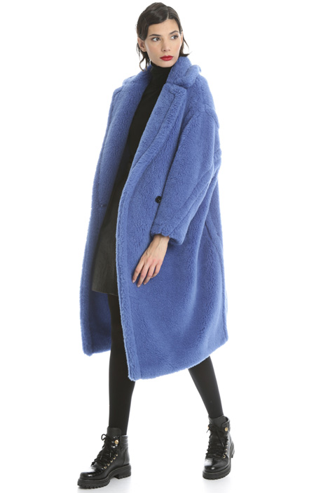 Alpaca, wool and silk coat Intrend