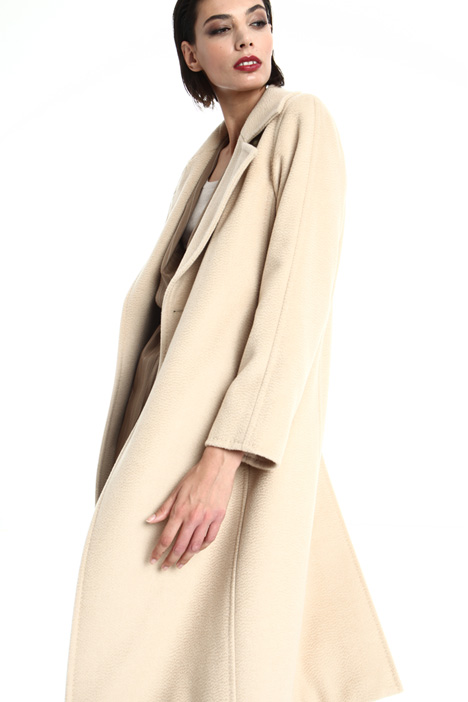 Long camel coat Intrend