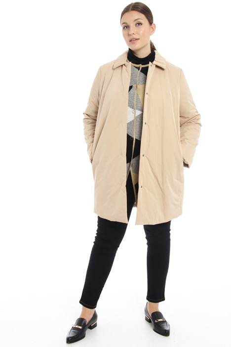 Padded trench Intrend