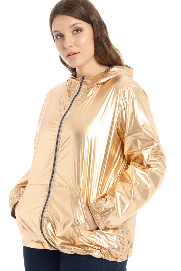 Laminated waterproof jacket Intrend