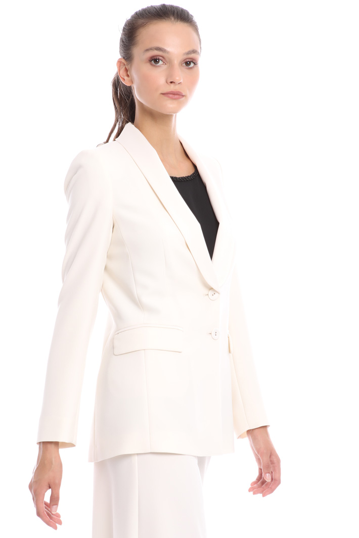 Long lapel jacket Intrend