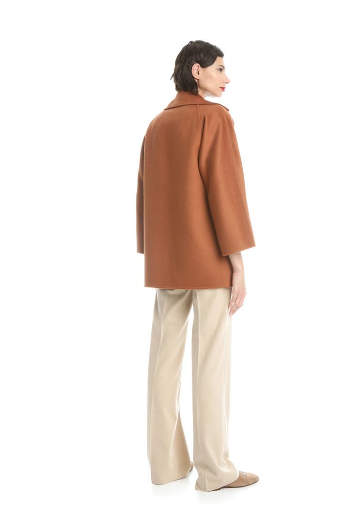 Pure cashmere pea coat Intrend
